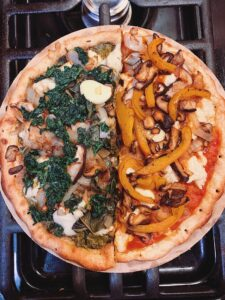 Gluten And Dairy Free Pizza